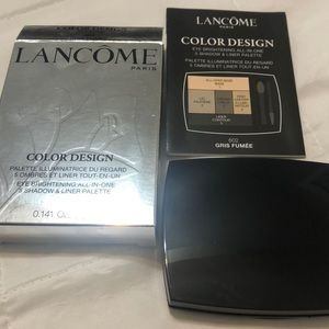 NEW‼️ Lancôme color design in Gris Fumee 602